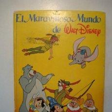 Sammeln Sammelalbum - ALBUM DE CROMOS EL MARAVILLOSO MUNDO DE WALT DISNEY 1985 COMPLETO 420 CROMOS - 160327722