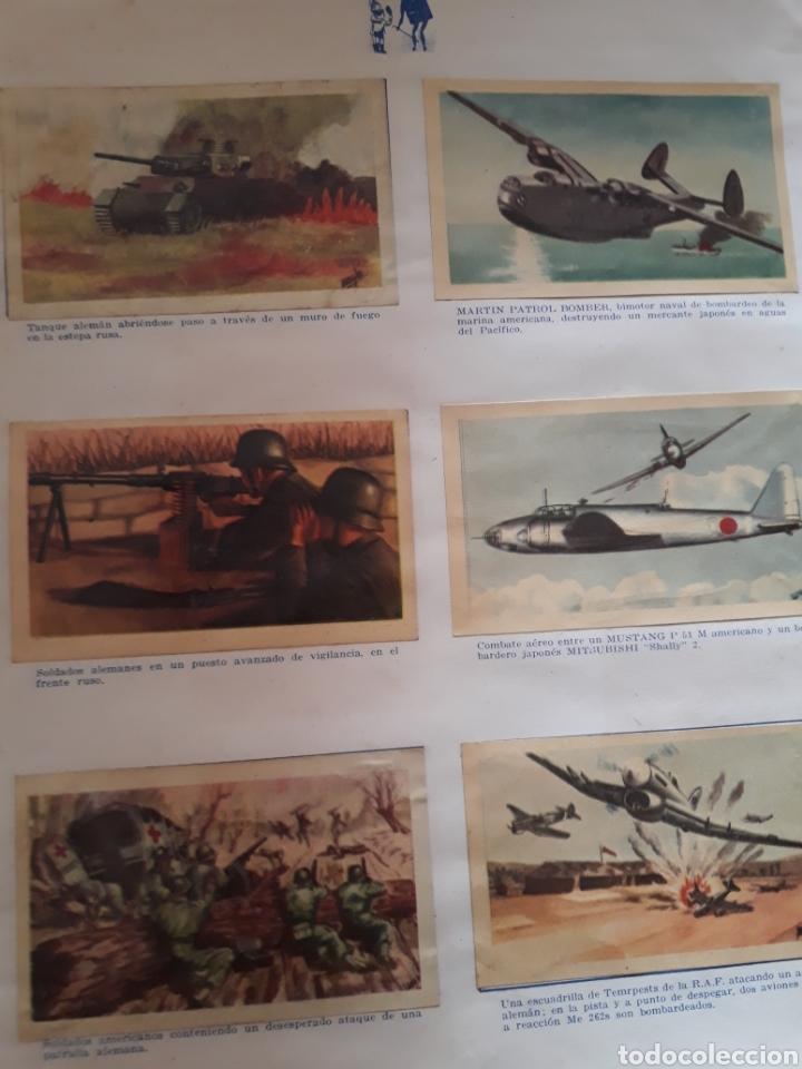 Coleccionismo Álbum: Album Chocolates Kike , Episodios de la Segunda Guerra Mundial. - Foto 3 - 160416321