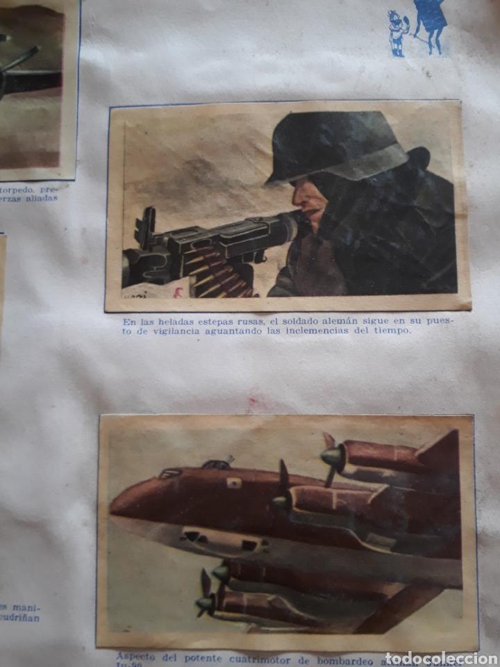 Coleccionismo Álbum: Album Chocolates Kike , Episodios de la Segunda Guerra Mundial. - Foto 5 - 160416321