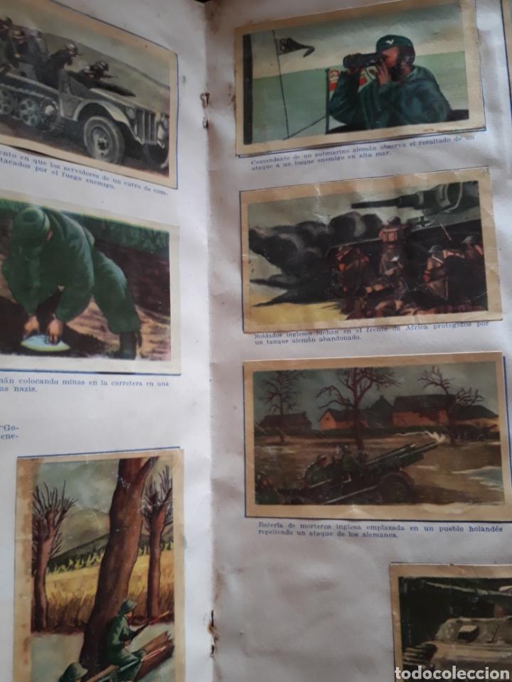 Coleccionismo Álbum: Album Chocolates Kike , Episodios de la Segunda Guerra Mundial. - Foto 7 - 160416321