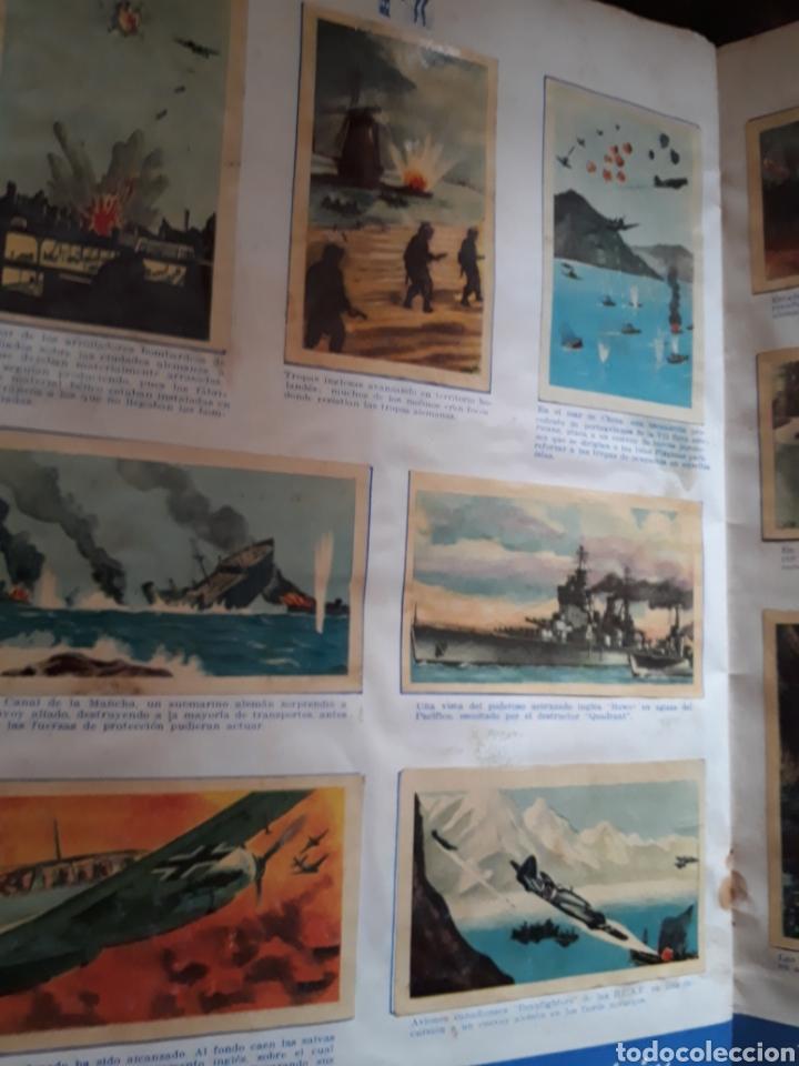 Coleccionismo Álbum: Album Chocolates Kike , Episodios de la Segunda Guerra Mundial. - Foto 8 - 160416321