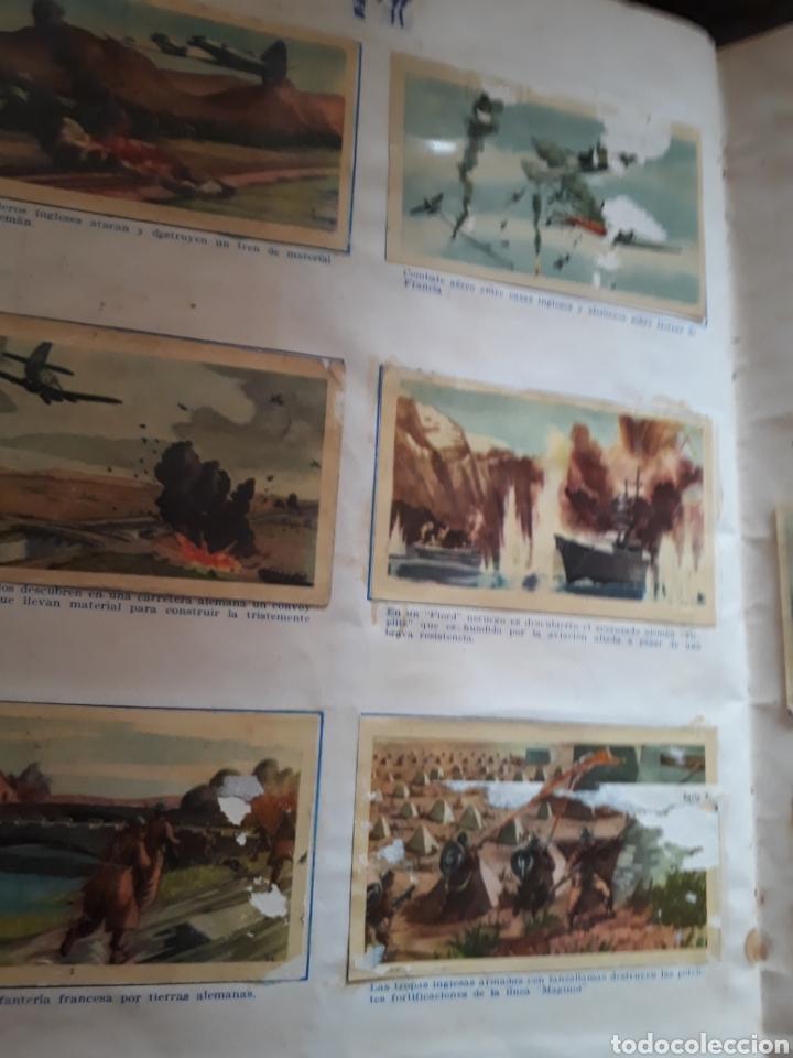 Coleccionismo Álbum: Album Chocolates Kike , Episodios de la Segunda Guerra Mundial. - Foto 9 - 160416321