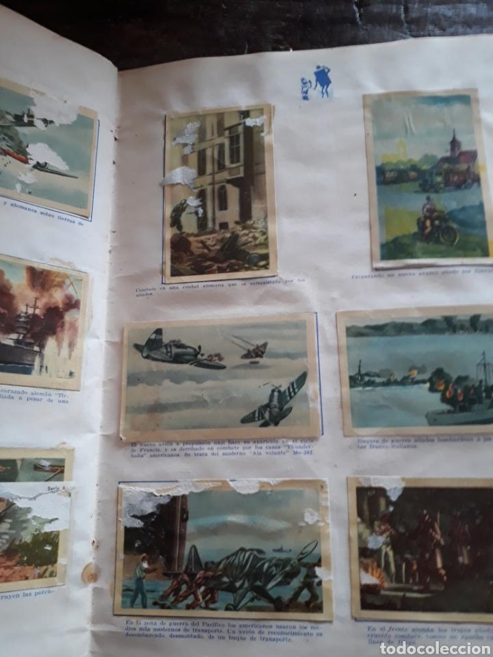 Coleccionismo Álbum: Album Chocolates Kike , Episodios de la Segunda Guerra Mundial. - Foto 10 - 160416321