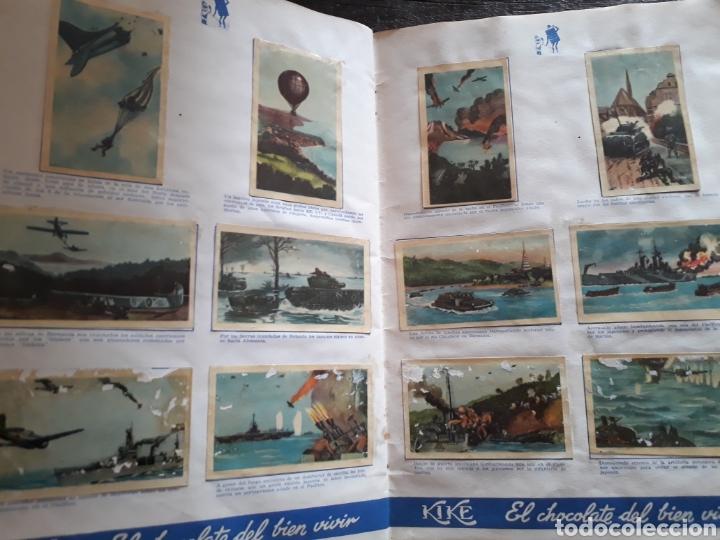 Coleccionismo Álbum: Album Chocolates Kike , Episodios de la Segunda Guerra Mundial. - Foto 11 - 160416321