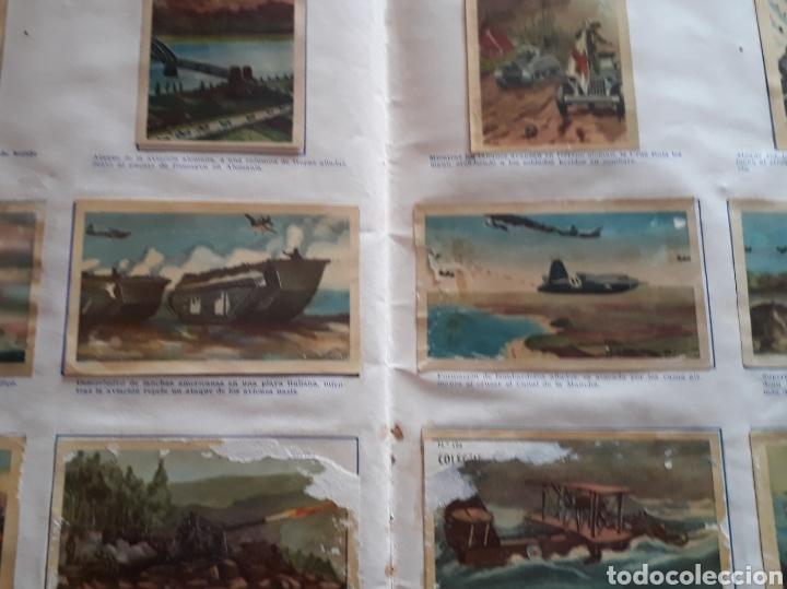 Coleccionismo Álbum: Album Chocolates Kike , Episodios de la Segunda Guerra Mundial. - Foto 13 - 160416321