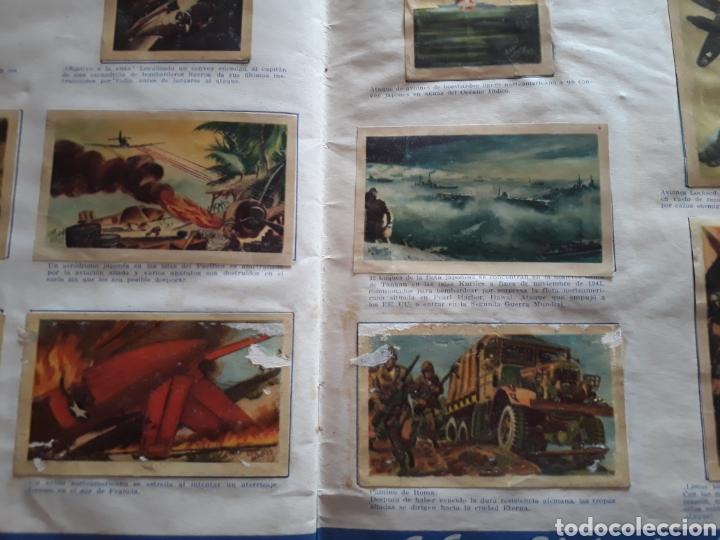 Coleccionismo Álbum: Album Chocolates Kike , Episodios de la Segunda Guerra Mundial. - Foto 14 - 160416321