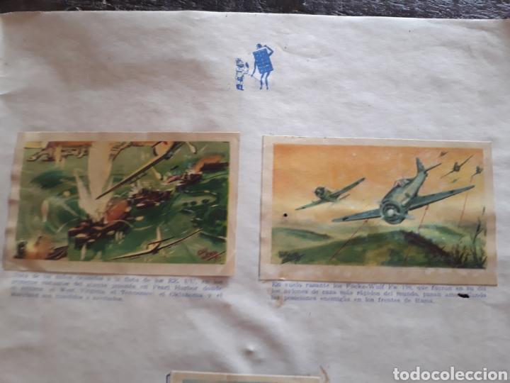 Coleccionismo Álbum: Album Chocolates Kike , Episodios de la Segunda Guerra Mundial. - Foto 15 - 160416321