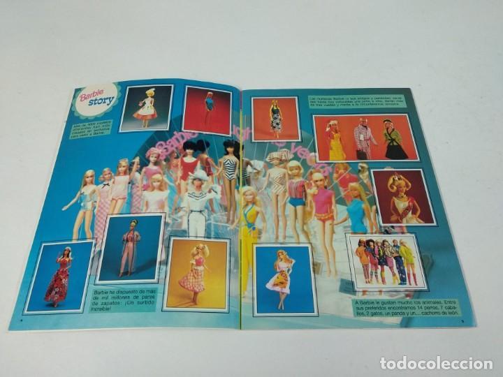 Coleccionismo Álbum: Completo Album de Cromos Barbie Panini - Foto 3 - 160474190