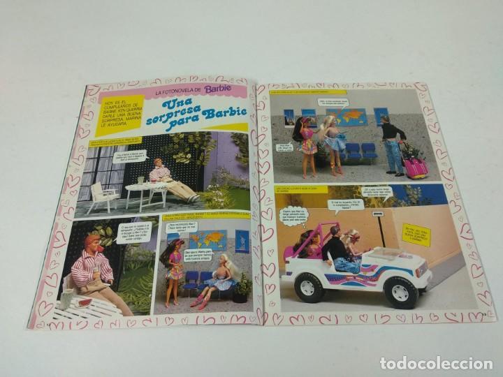 Coleccionismo Álbum: Completo Album de Cromos Barbie Panini - Foto 5 - 160474190