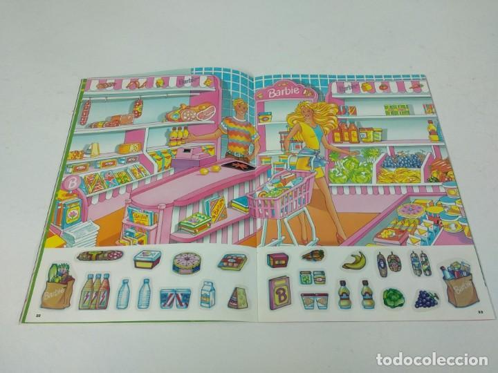 Coleccionismo Álbum: Completo Album de Cromos Barbie Panini - Foto 7 - 160474190