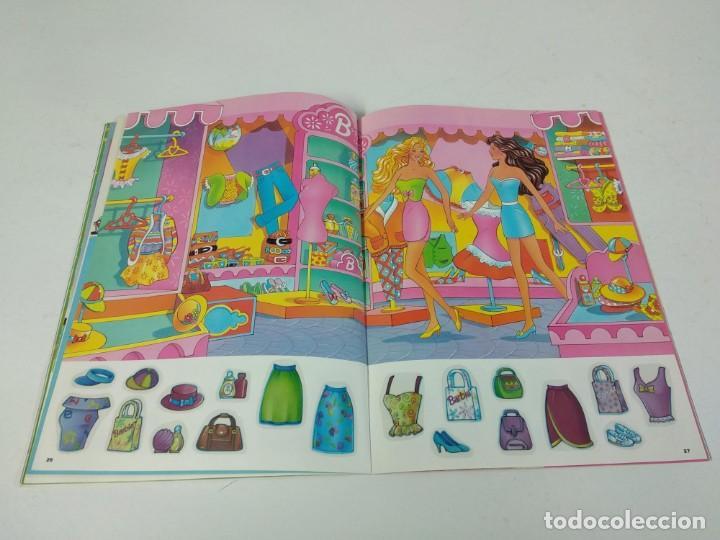 Coleccionismo Álbum: Completo Album de Cromos Barbie Panini - Foto 9 - 160474190