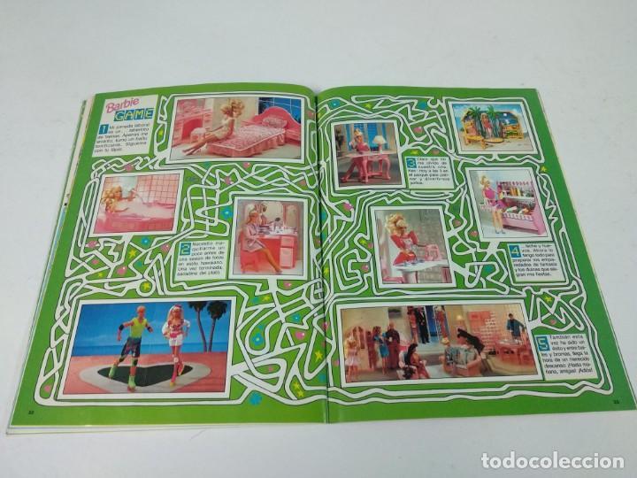 Coleccionismo Álbum: Completo Album de Cromos Barbie Panini - Foto 10 - 160474190