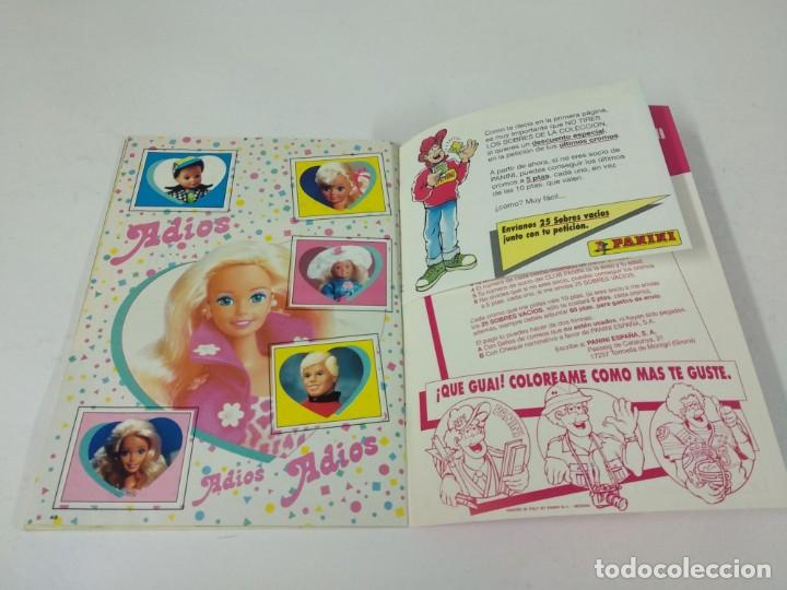Coleccionismo Álbum: Completo Album de Cromos Barbie Panini - Foto 11 - 160474190