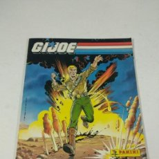 Coleccionismo Álbum: COMPLETO ALBUM DE CROMOS GI JOE 1987 PANINI. Lote 160475926