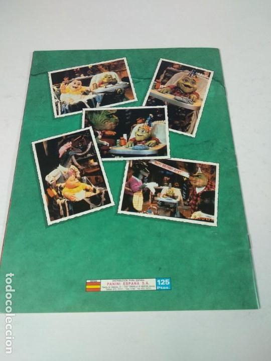 Coleccionismo Álbum: Completo Album de Cromos Dinosaurs Panini - Foto 9 - 160476362