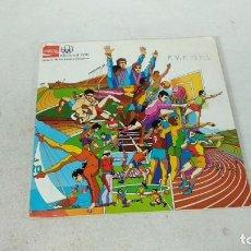 Coleccionismo Álbum: COMPLETO ALBUM DE CROMOS MONTREAL 1976 COCA COLA JUEGOS OLIMPICOS. Lote 160488070
