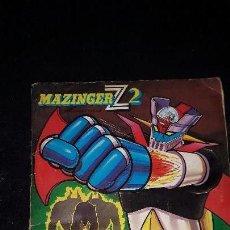 Coleccionismo Álbum: ALBUM MAZINGER Z 2. COMPLETO. Lote 160495034