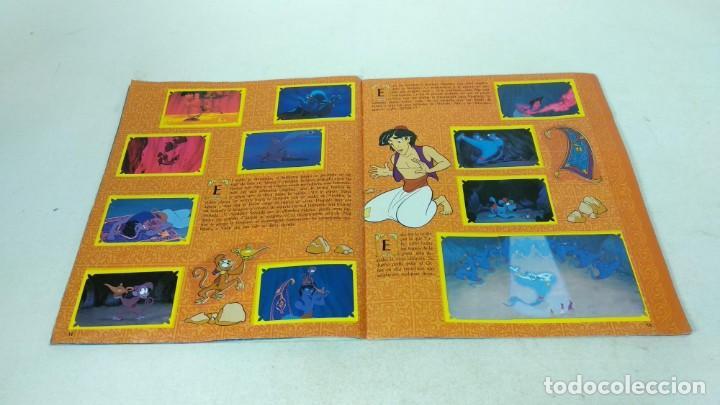 Coleccionismo Álbum: Completo Album de Cromos Aladin Panini 1993 Disney - Foto 5 - 160496430