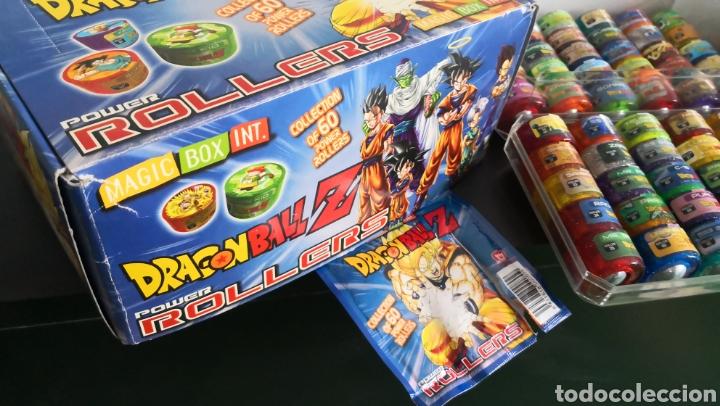 Coleccionismo Álbum: Colección completa de Rollers Dragon ball Z - Foto 4 - 160644705