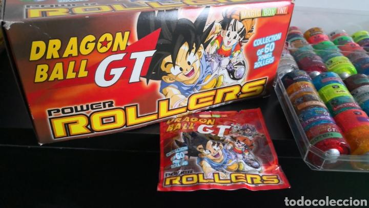 Coleccionismo Álbum: Colección completa de Rollers de Dragon Ball GT - Foto 2 - 160644798