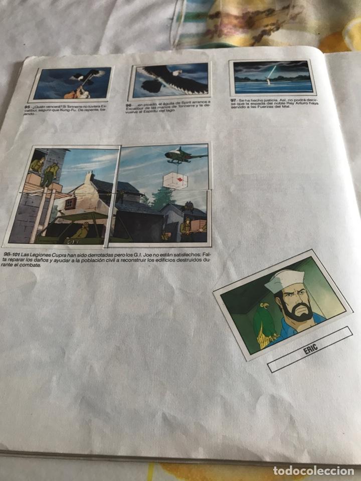 Coleccionismo Álbum: Phiskitos Album Gijoe completo - Foto 17 - 160677116