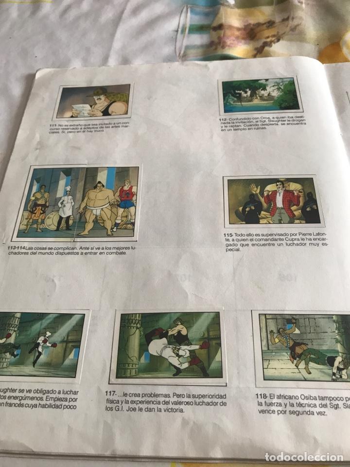 Coleccionismo Álbum: Phiskitos Album Gijoe completo - Foto 19 - 160677116