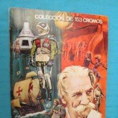 Coleccionismo Álbum: INVENTOS Y VIAJES . Lote 160688078