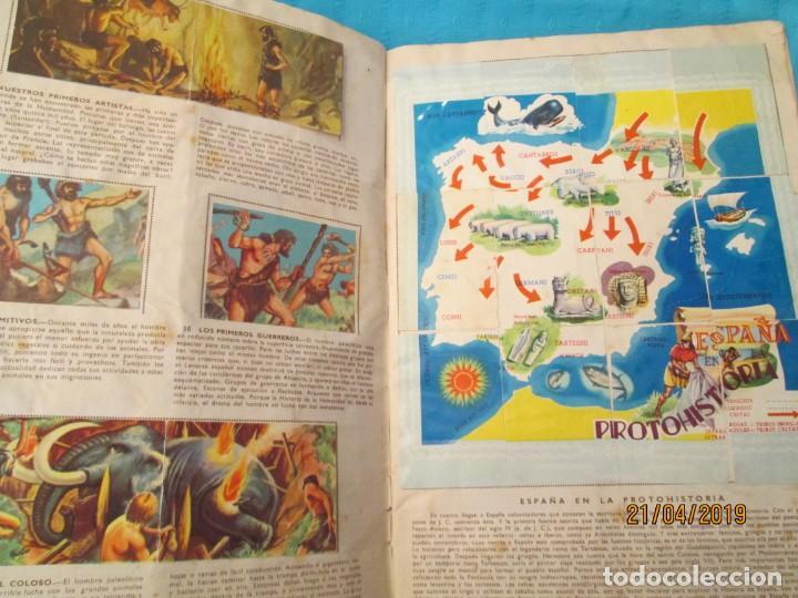 Coleccionismo Álbum: HECHOS FAMOSOS DE LA HISTORIA DE ESPAÑA FHER - Foto 2 - 160709530