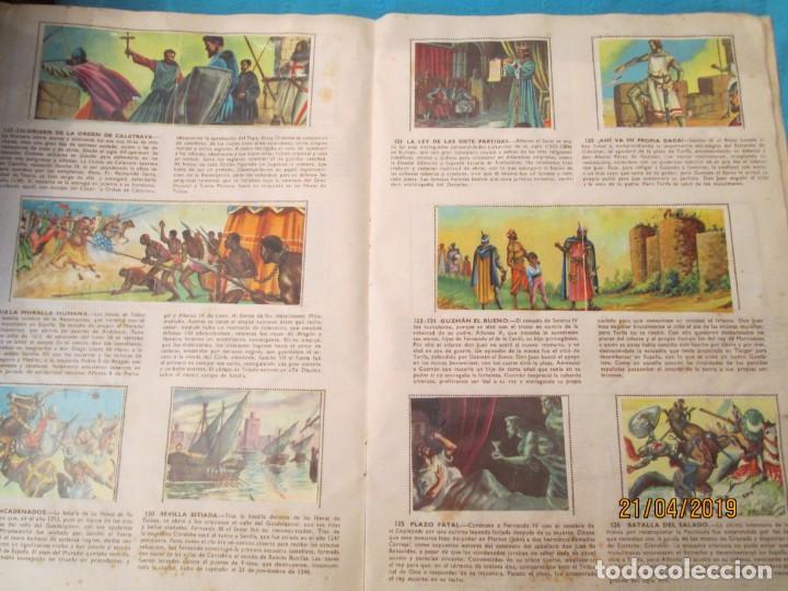 Coleccionismo Álbum: HECHOS FAMOSOS DE LA HISTORIA DE ESPAÑA FHER - Foto 3 - 160709530