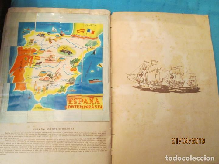Coleccionismo Álbum: HECHOS FAMOSOS DE LA HISTORIA DE ESPAÑA FHER - Foto 6 - 160709530