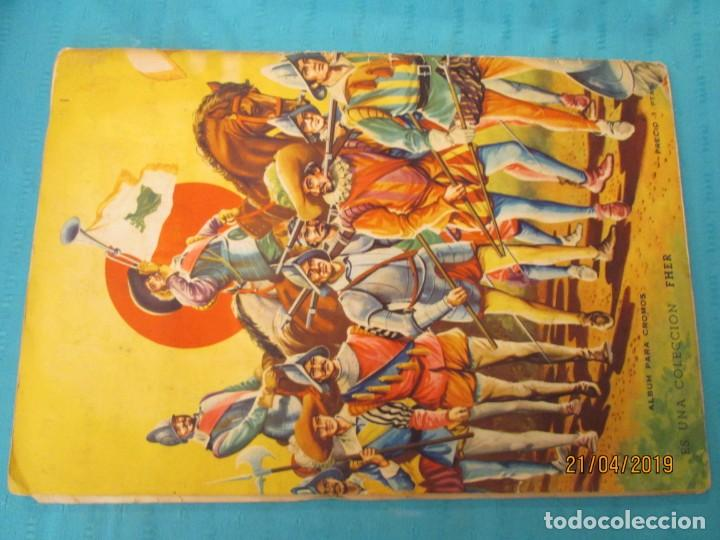 Coleccionismo Álbum: HECHOS FAMOSOS DE LA HISTORIA DE ESPAÑA FHER - Foto 7 - 160709530