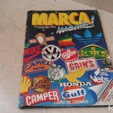 Coleccionismo Álbum: ANTIGUO ALBUM MARCA COMPLETO. Lote 160778122