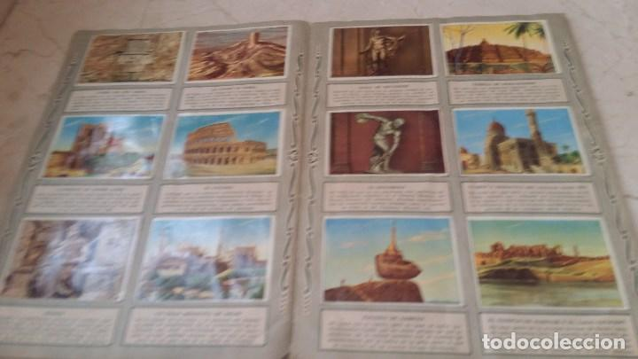 Coleccionismo Álbum: Album completo maravillas del mundo 1956 Bruguera - Foto 3 - 160779138