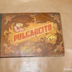 Coleccionismo Álbum: PULGARCITO, ALBUM LUJO COMPLETO, AÑOS 50. Lote 160867154
