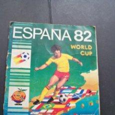 Coleccionismo Álbum: ALBUM FUTBOL MUNDIAL ESPAÑA 82 NARANJITO WORLD CUP. Lote 160870422