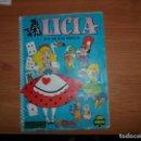 Coleccionismo Álbum: ALICIA EN EL PAIS DE LAS MARAVILLAS - EDICIONES CLIPER -1952 ALBUM DE CROMOS COMPLETO . Lote 160896742