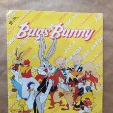 Coleccionismo Álbum: COMPLETO ÁLBUM BUGS BUNNY EDICIONES ASTON S.A. 1990. Lote 161109906