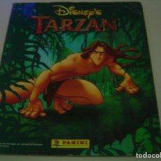 Coleccionismo Álbum: ALBUM TARZAN- COMPLETO. Lote 161296102