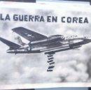 Coleccionismo Álbum: ÁLBUM CROMOS ED. SIMA LA GUERRA EN COREA. Lote 161306866