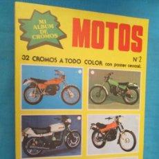 Coleccionismo Álbum: MOTOS NUEVA SITUACION . Lote 161524302