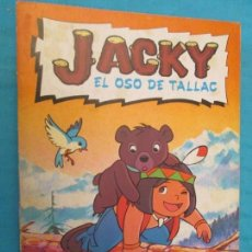 Sammeln Sammelalbum - DANONE JACKY EL OSO DE TALLAC - 161736322