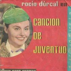 Coleccionismo Álbum: CANCION DE JUVENTUD - COMPLETO. Lote 162098302