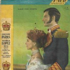 Coleccionismo Álbum: DONDE VAS TRISTE DE TI - COMPLETO. Lote 162100306