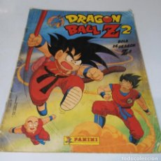 Coleccionismo Álbum: ALBUM COMPLETO. DRAGON BALL Z 2. BOLA DE DRAGON Z 2. PANINI. BUEN ESTADO. VER FOTOS. . Lote 162166186