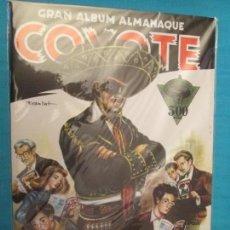 Coleccionismo Álbum: EL COYOTE FACSIMIL. Lote 162332522