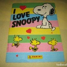 Coleccionismo Álbum: SNOOPY - ALBUM COMPLETO . Lote 162340210