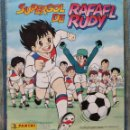 Coleccionismo Álbum: ALBUM DE CROMOS SUPERGOL DE RAFAEL RUDY (COMPLETO) (PANINI 1988). Lote 162577326