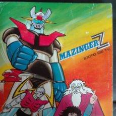 Coleccionismo Álbum: MAZINGER Z COMPLETO. Lote 162932940