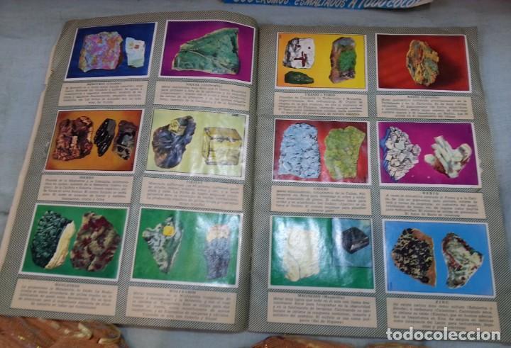 Coleccionismo Álbum: Album de cromos HISTORIA NATURAL. AÑOS 60- 70. COMPLETO. DOS UNIDADES - Foto 13 - 164487950