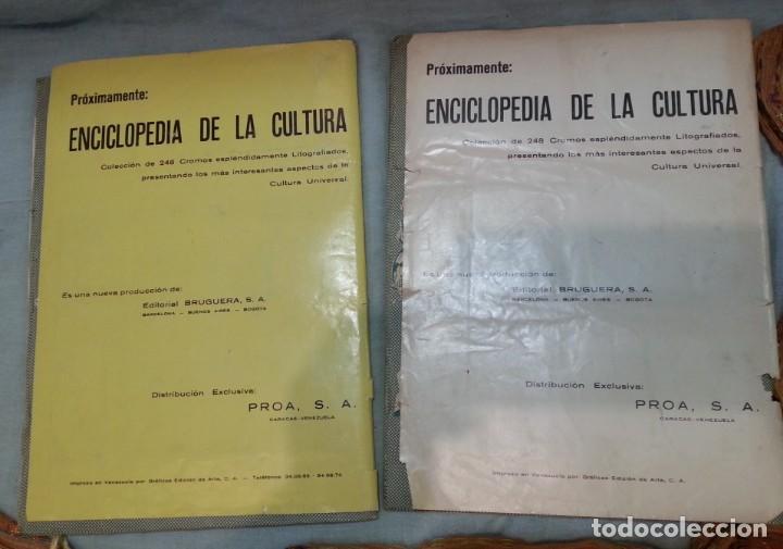 Coleccionismo Álbum: Album de cromos HISTORIA NATURAL. AÑOS 60- 70. COMPLETO. DOS UNIDADES - Foto 21 - 164487950